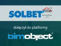 Solbet dołącza do BIMobject